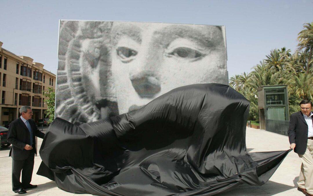 Mural Dama de Elche
